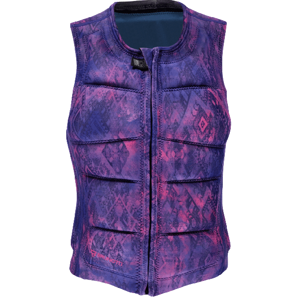 Brunotti Faded Impact Women Wake vest Lilla