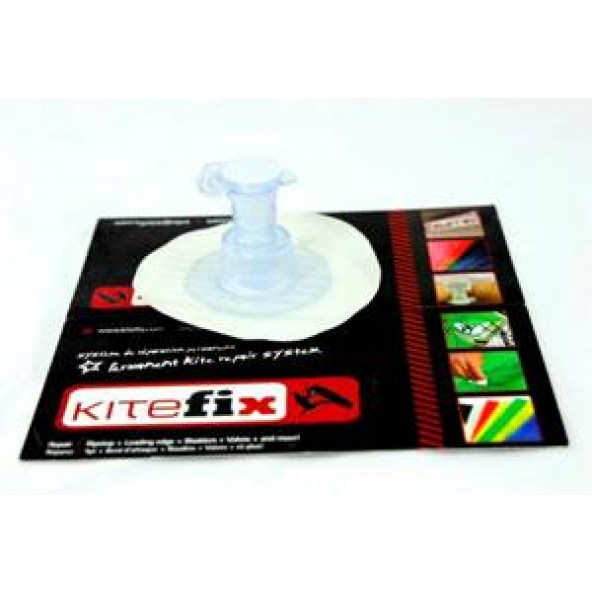Kitefix 9mm inflation ventil