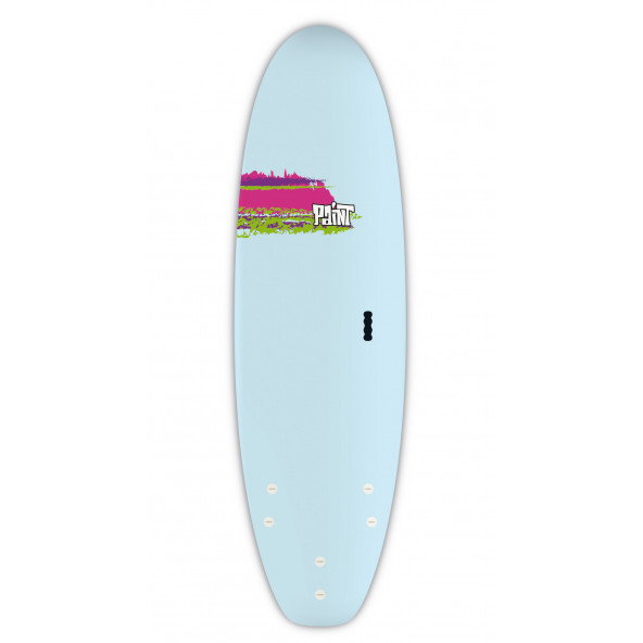 BIC Shortboard 6'0 Soft Surfboard