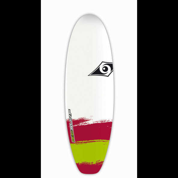 BIC PAINT Shortboard 5'6 Soft Surfboard