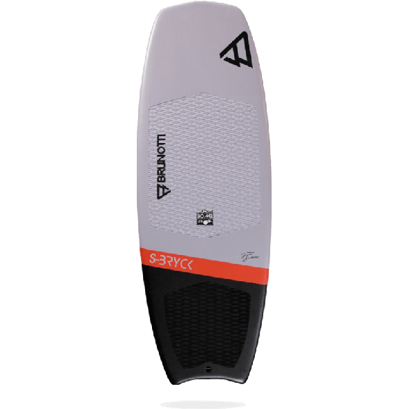 Brunotti S-Brick 4'1 Multifun Strapless, Flattwater, Small/Medium Waveboard