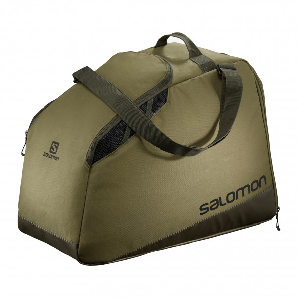 Salomon Extended MAX Gearbag -Oliven grøn