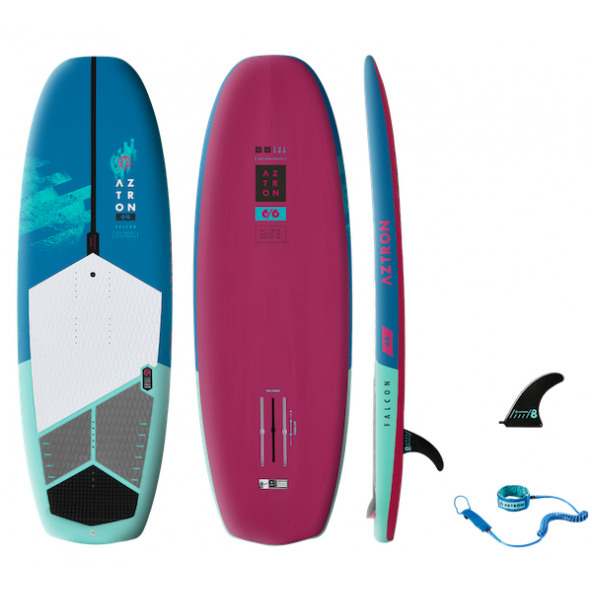 Aztron Falcon Surf Foil Carbon Board 6'6