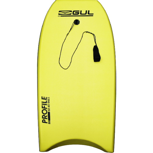 GUL Profile 42'' Bodyboard Yellow