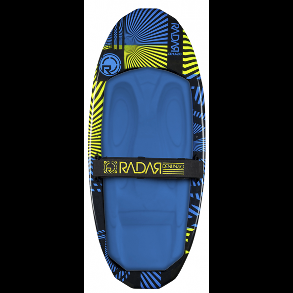 Radar The Denunzio kneeboard