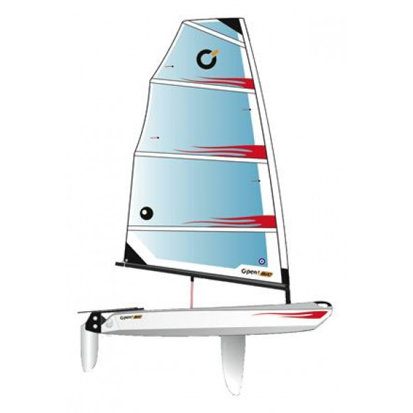 OPEN SKIFF Dinghy Jolle, hull only