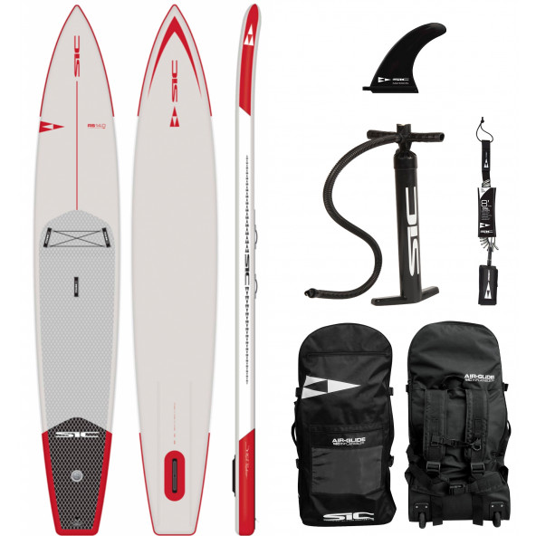 SIC Air RS AIR Touring 14'0 x 28 (Fusion) oppustelig sup