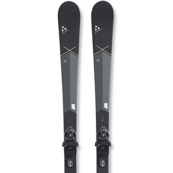 Fischer My Turn 68 Dame Ski m/binding
