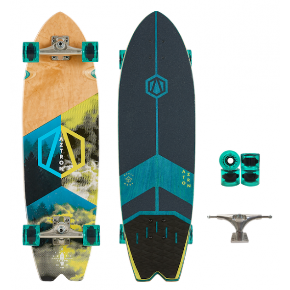 Aztron Forest 34 Advanced Model Model Surfskate