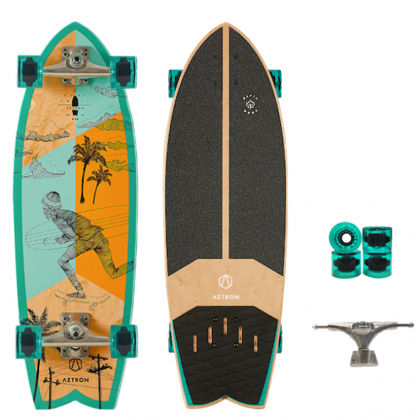 Aztron Street 31 Advanced Model Model Surfskate