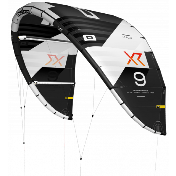 Core XR7 High Performance Freeride + Freestyle/wave Kite